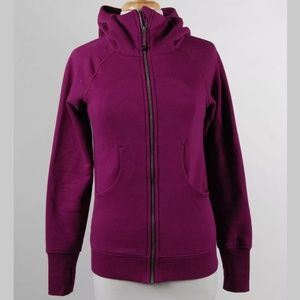 Lululemon Scuba Hoodie III Chilled Grape
